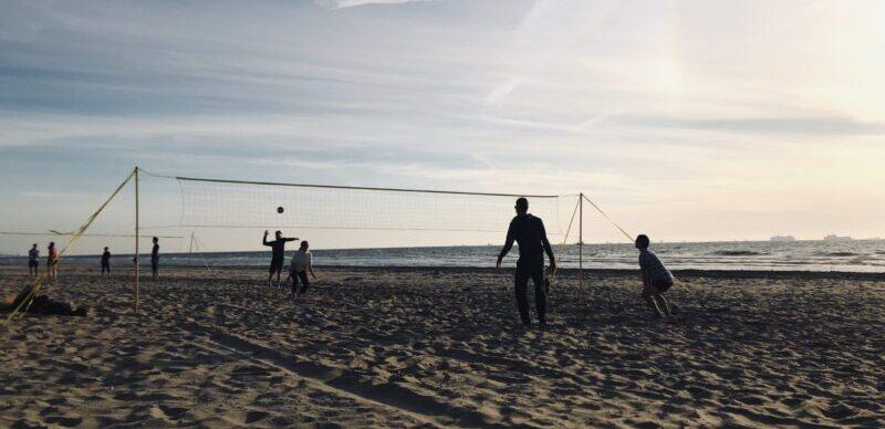 Sportzomer '21: beachvolleybal
