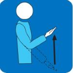 Scheidsrechtertekens-vastgehouden-bal