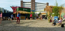 Beachclinics in de Buurt