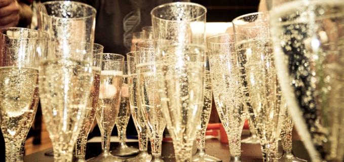 Proosten op 2014 tijdens Nieuwjaarstoernooi