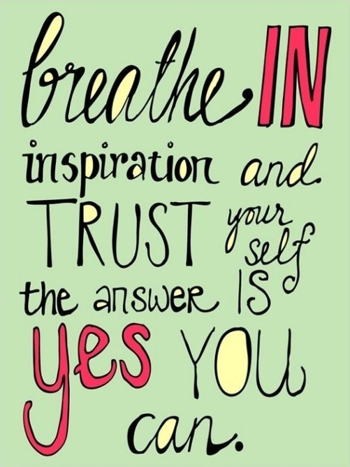 Inspirational Trust Quote Motivation Life Quotes Sayings Pictures